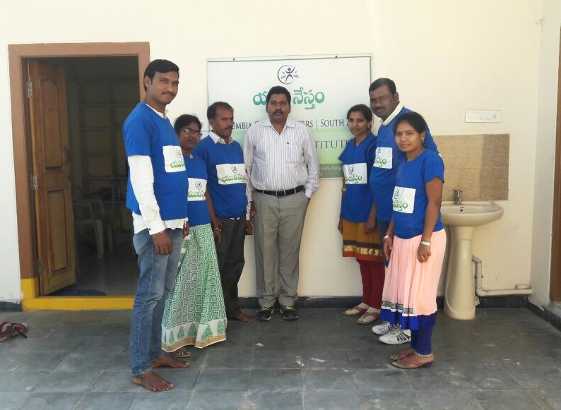 Adolescent Health Assistants and Yuva Nestham Consultant