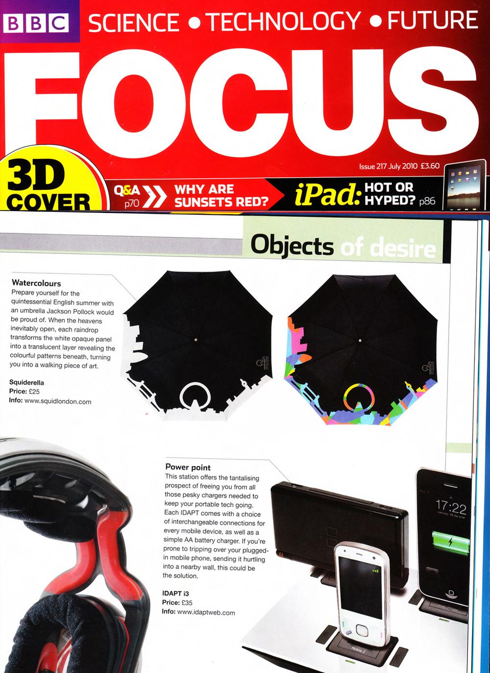 June 2010 BBC Focus
