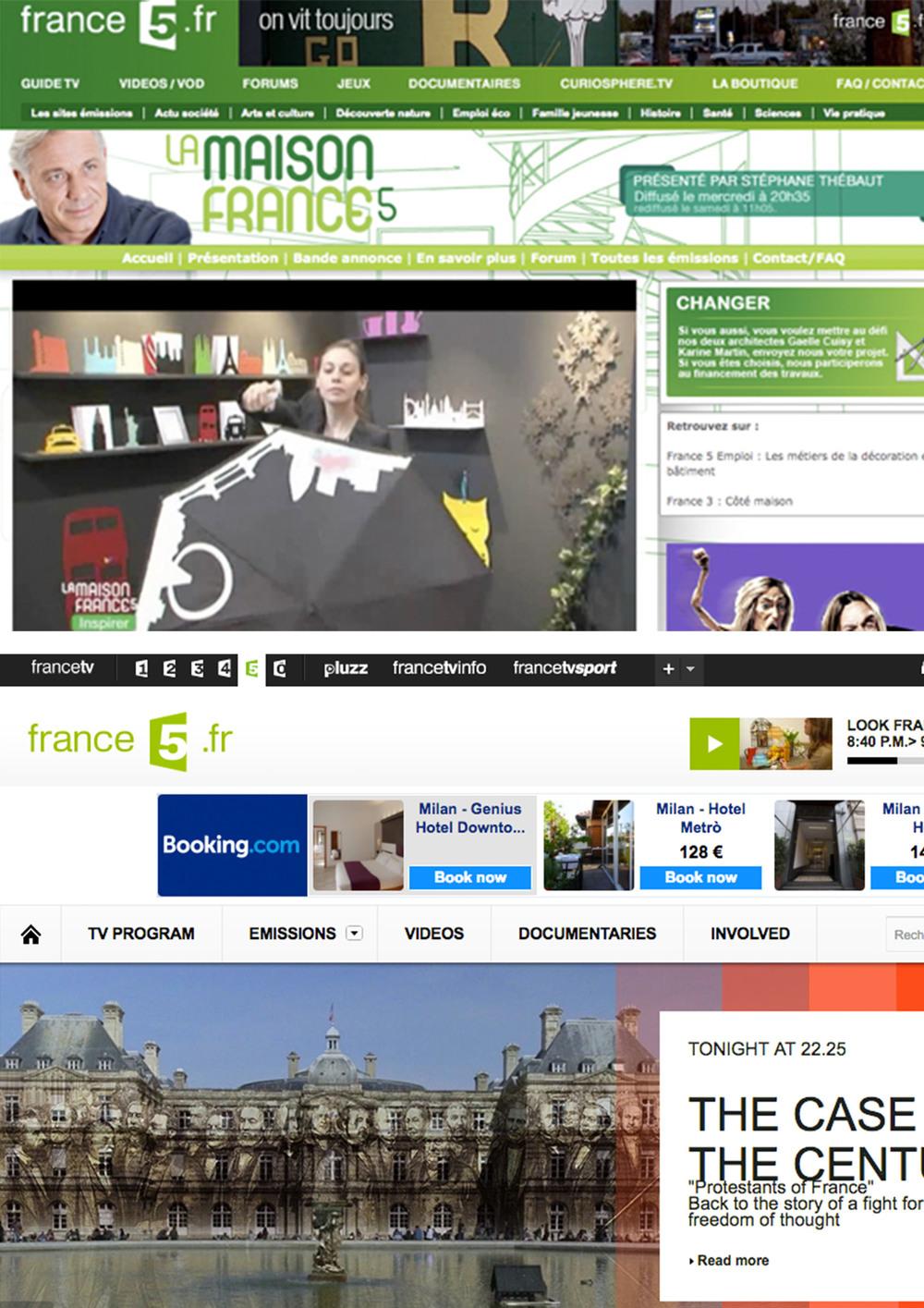January 2011 France 5