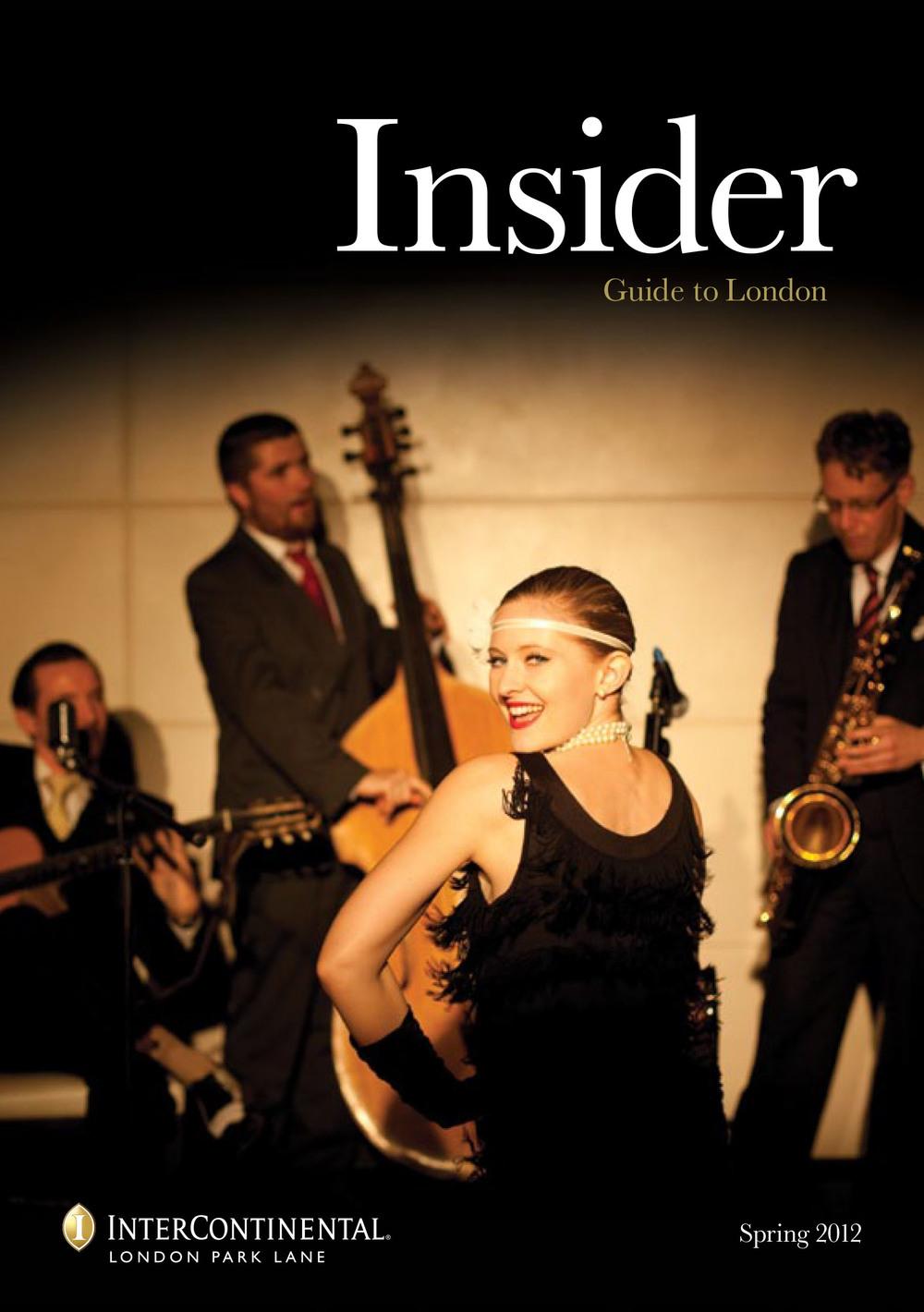 March 2012 Insider Interncontinental