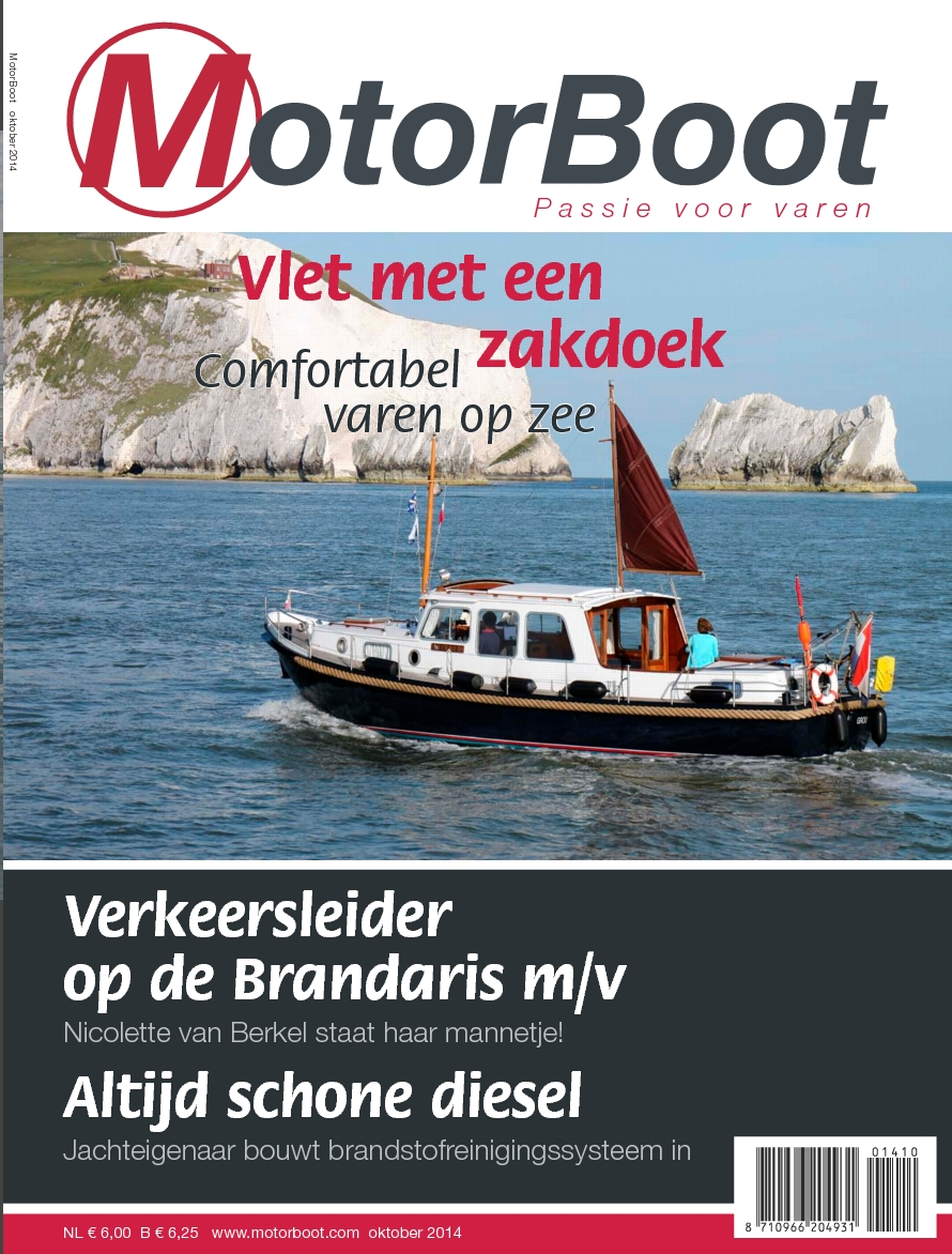 October 2014 Motorboot