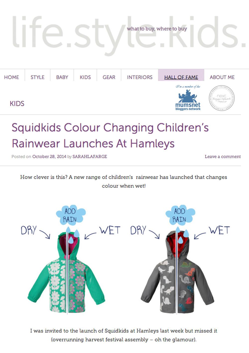 December 2014 Life Style Kids
