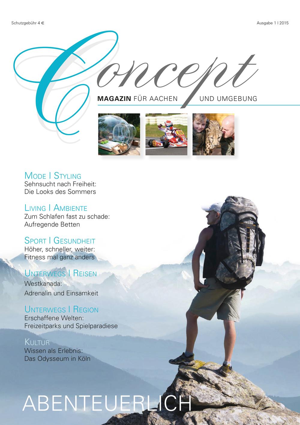 May 2015 4 Concept Magazine