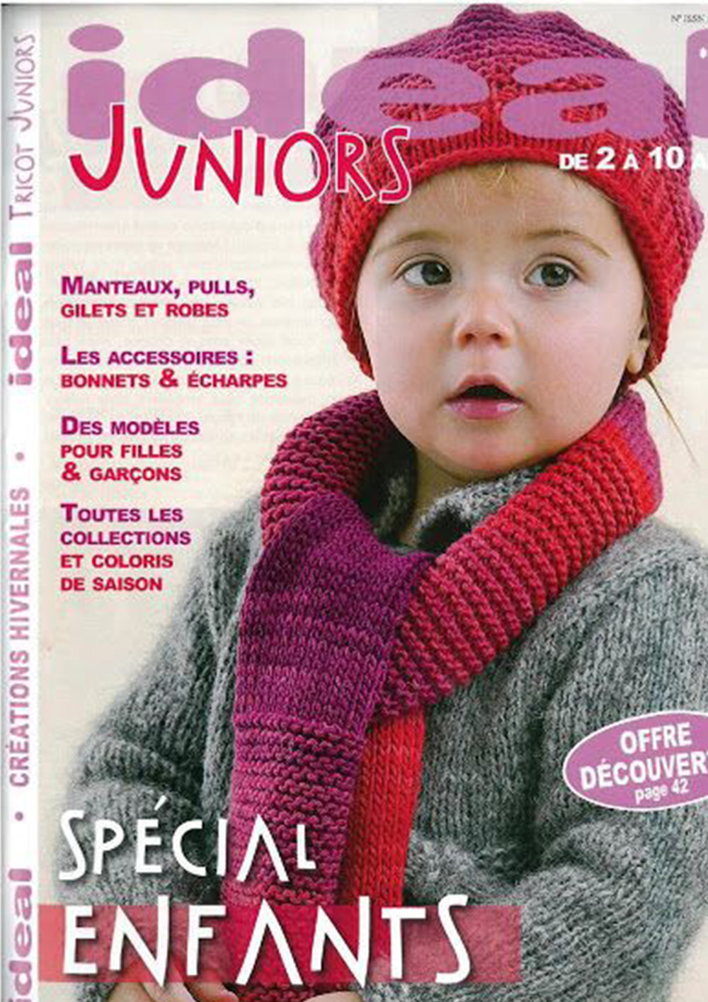 November 2016 Ideal Special Enfants