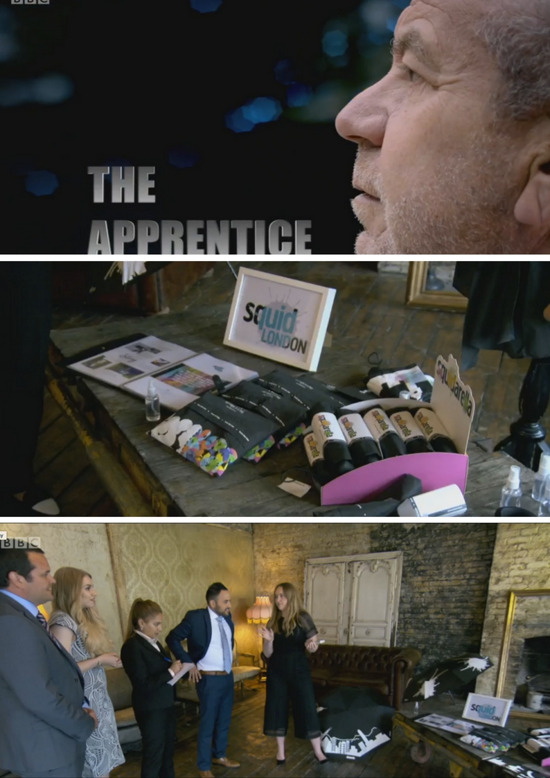 October 2016 The Apprentice UK