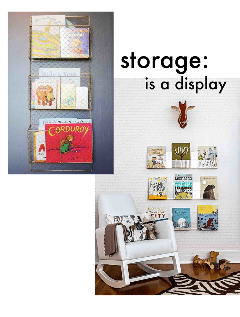 Display Storage