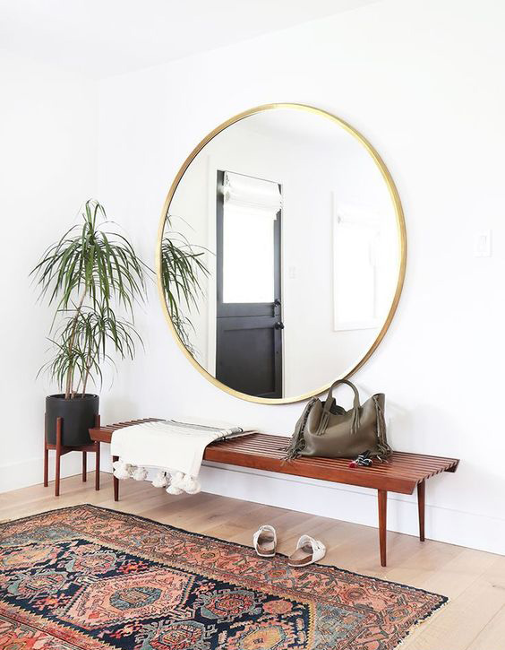 Mirror Interior Decoration