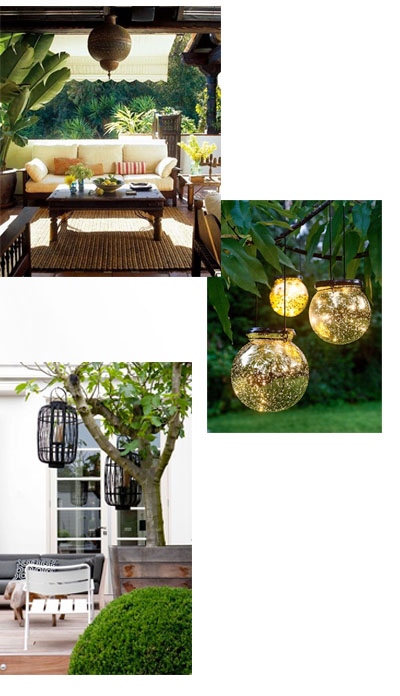 Lighting Ideas Outdoor Setting