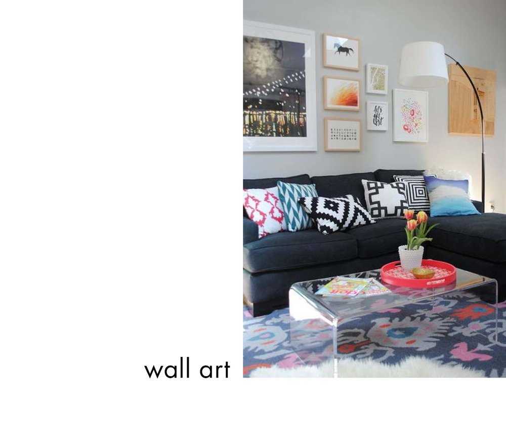 Small Living Room - Styling Tips