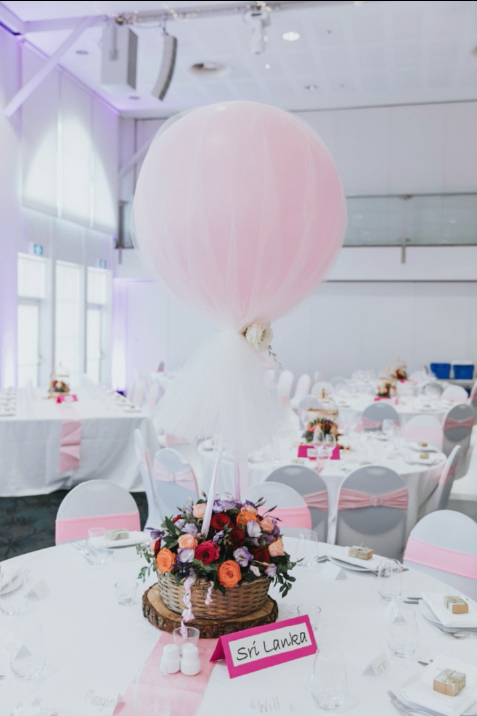 Wedding Room Decorating Styling inCollective WOTS17