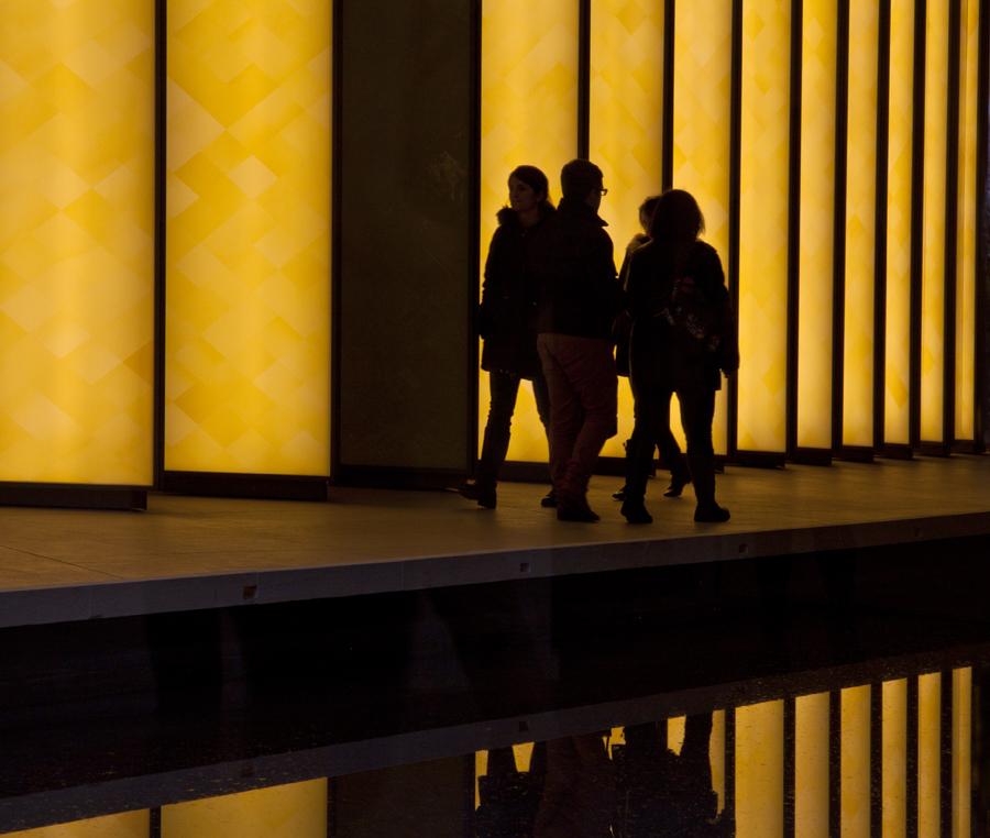 Paris, Louis Vuitton museum