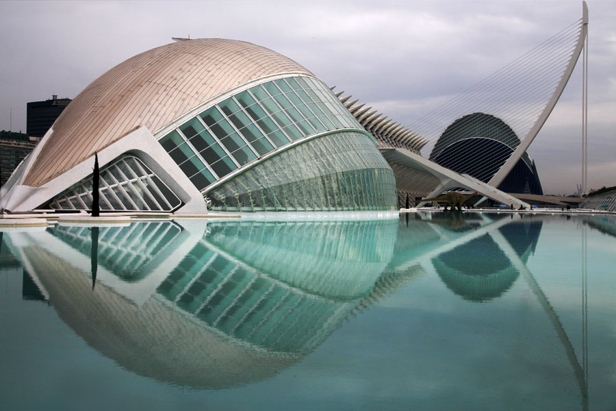 Spain, Valencia, Science Park