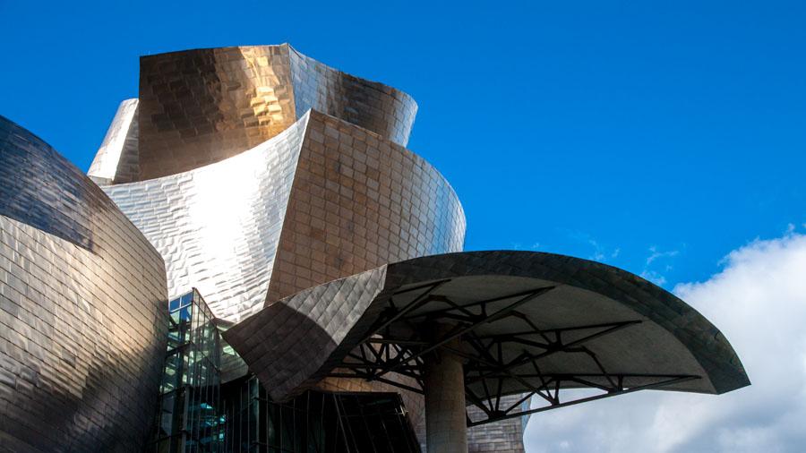Spain, Bilbao, Guggenheim Museum