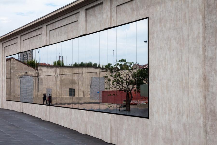 Italy, Milan, Prada Museum