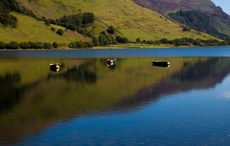 Wales, Tal-y-Llyn