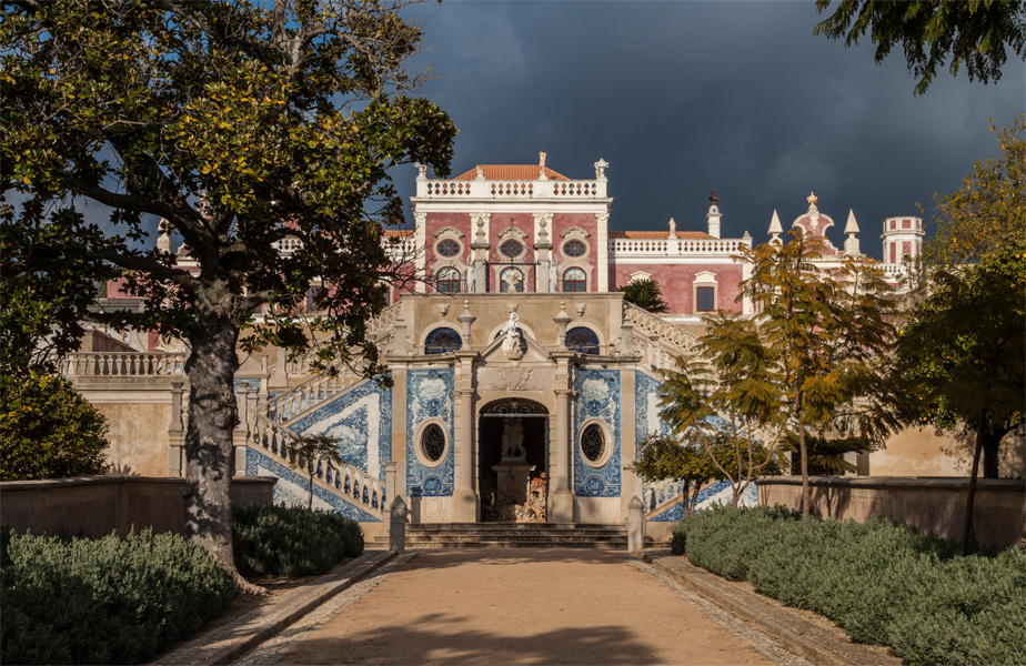 Portugal, Estoi palace