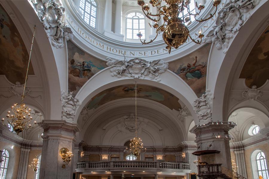 Sweden, Stockholm, Gustav Vasa Kyrka