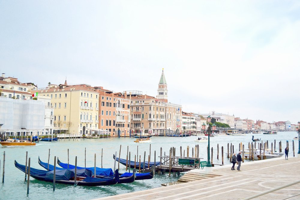 Venice, Italy Grande Canal
