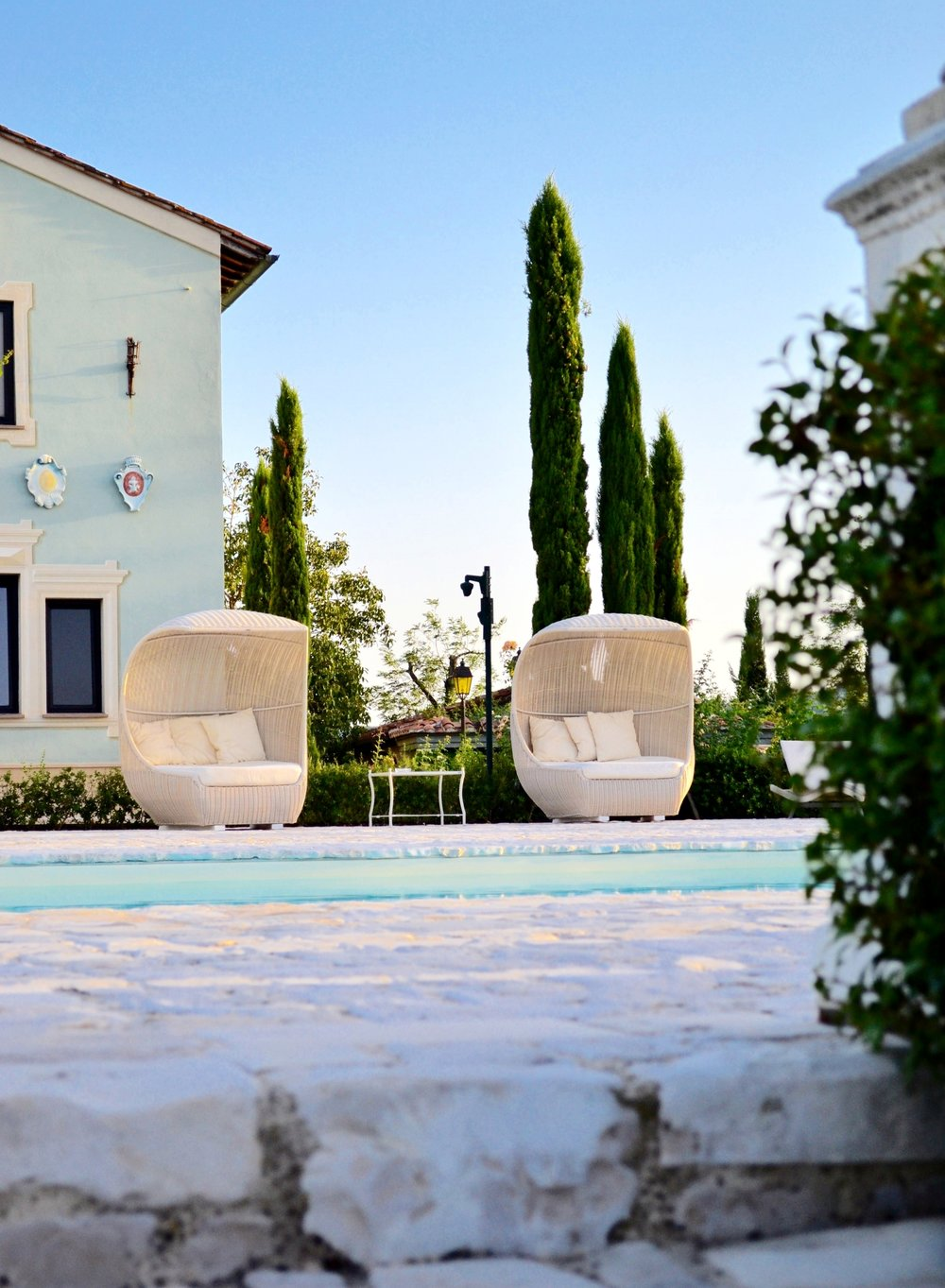 Tuscany Italy  Luxury Boutique Hotel