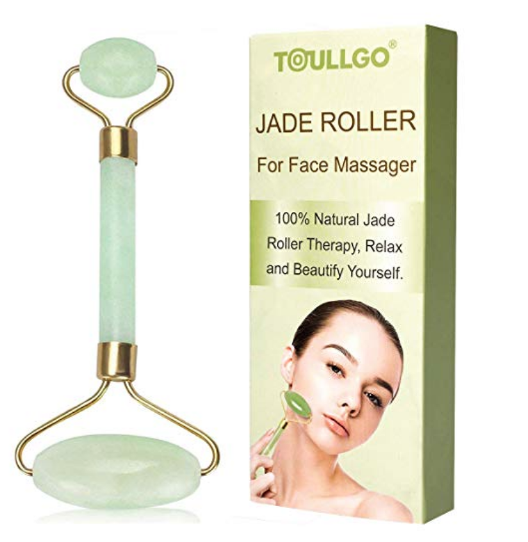 14. jade roller - A trendy and easy beauty tool that allows for a little R&R while reducing puffiness, releasing tension and increasing circulation. Pregnant or not, this is a good little tool for anyone :)