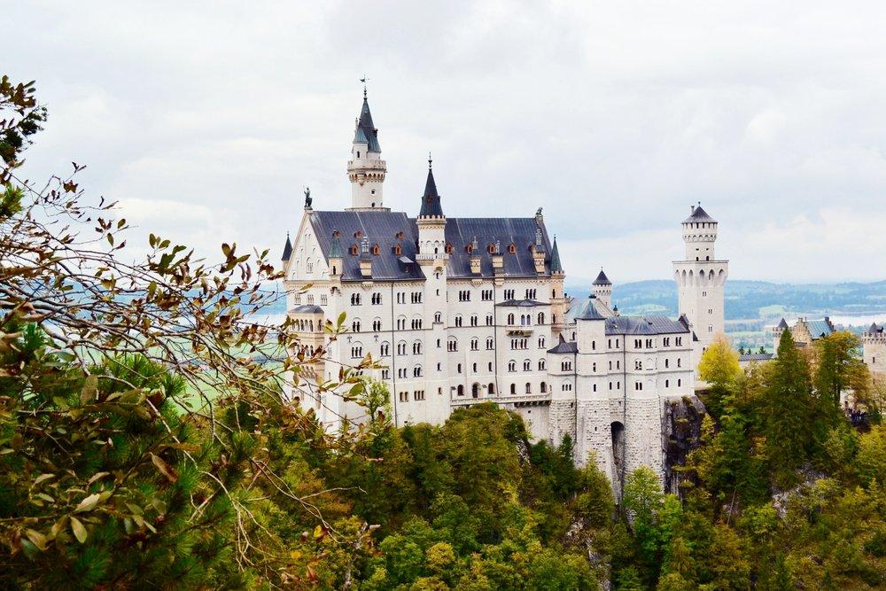 Neuschwanstein Castle_Fall Visit