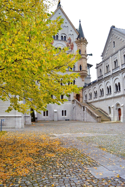 Fall_Neuschwanstein Castle