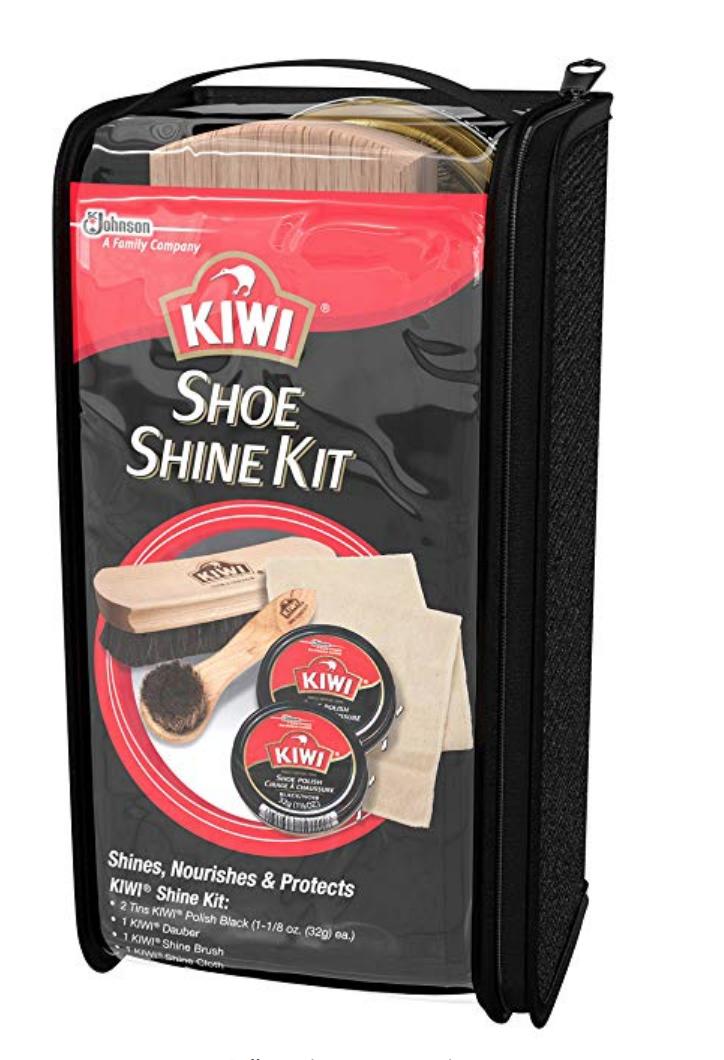 3. Shoe Shine Kit