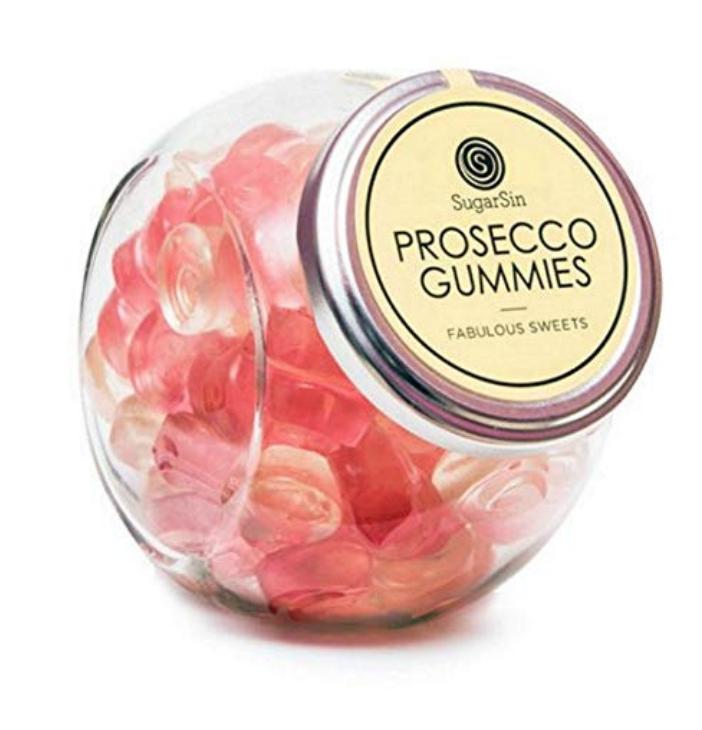 6. Prosecco Gummies