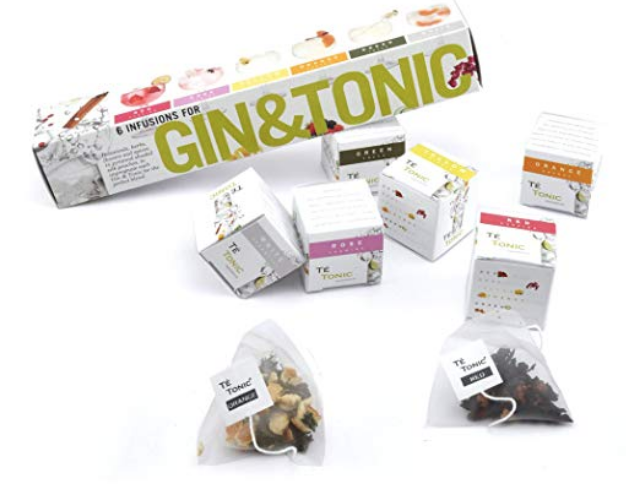 Copy of 6. Six Infusions for Gin + Tonics