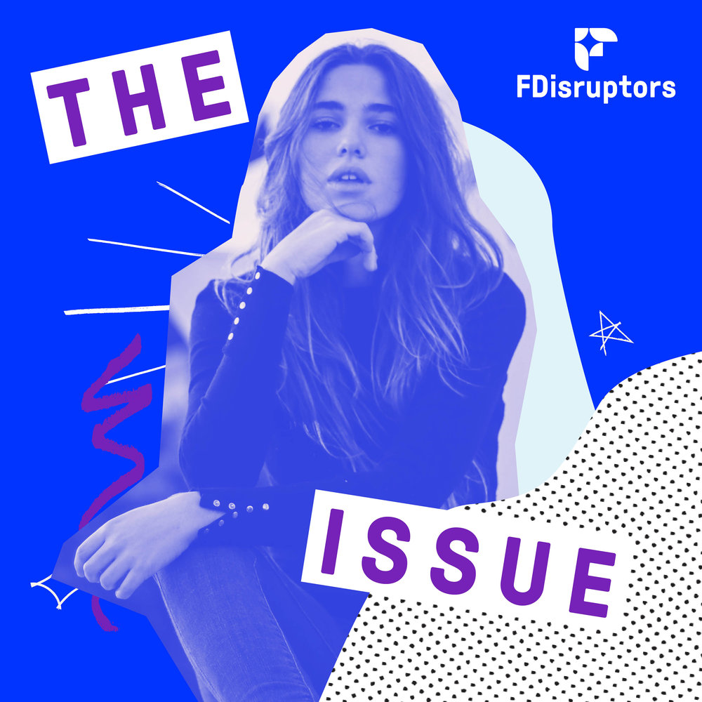 The Issue - our brand new Podcast - The IssueA Podcast brought to you by FDisruptors where we talk to audacious individuals and bring you the latest about tech, life and futures for young women. The first of our audio series is called The Honest Issue and we think you'll want to hear it.