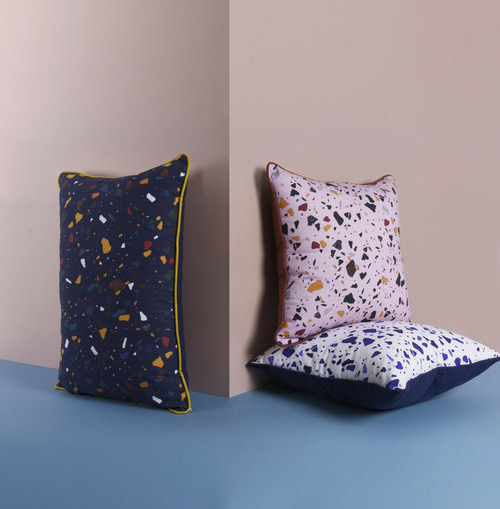 My Terrazza Cushions by ENOstudio