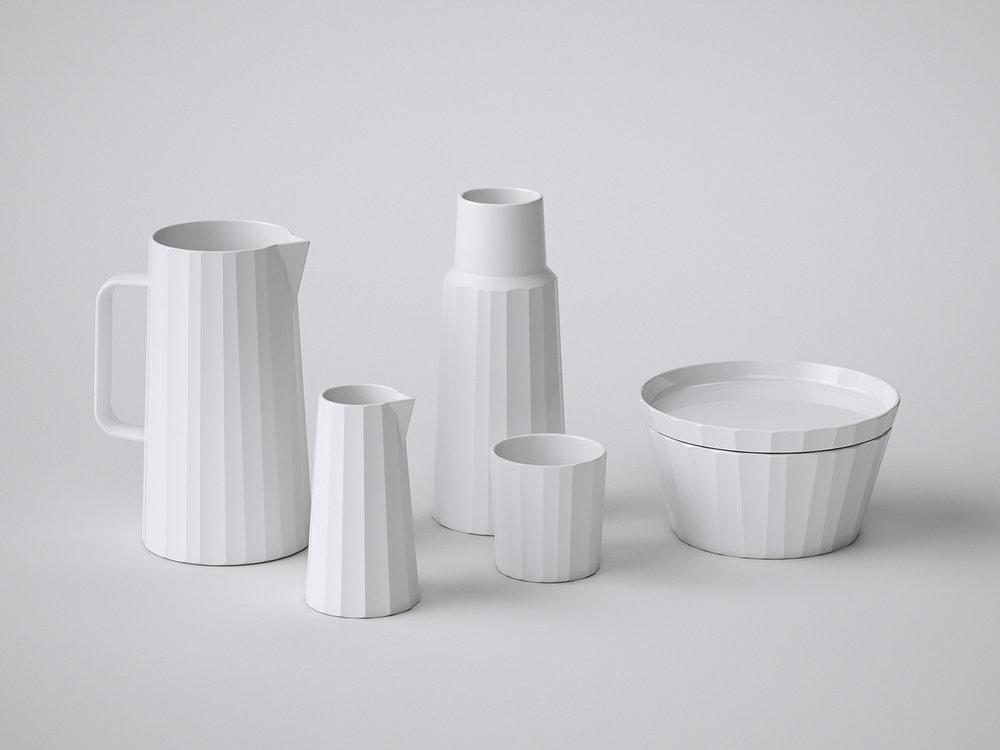 Kaneko Kohyo (Porcelain serveware)