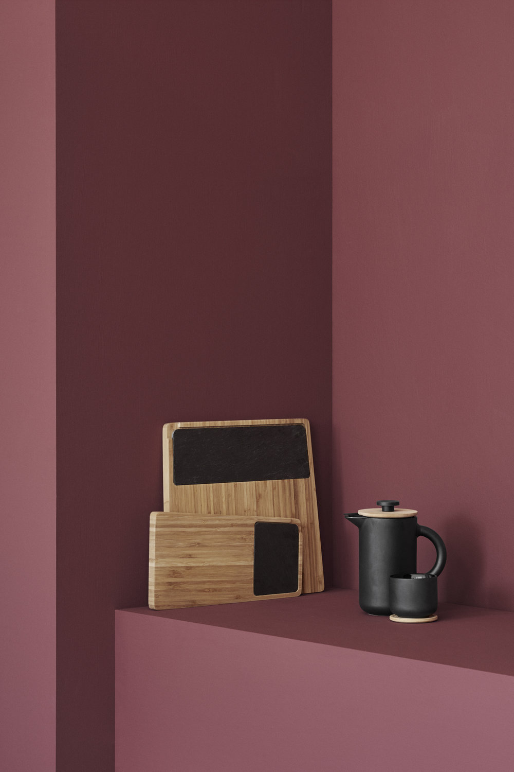 Twin Serving Tables from Stelton