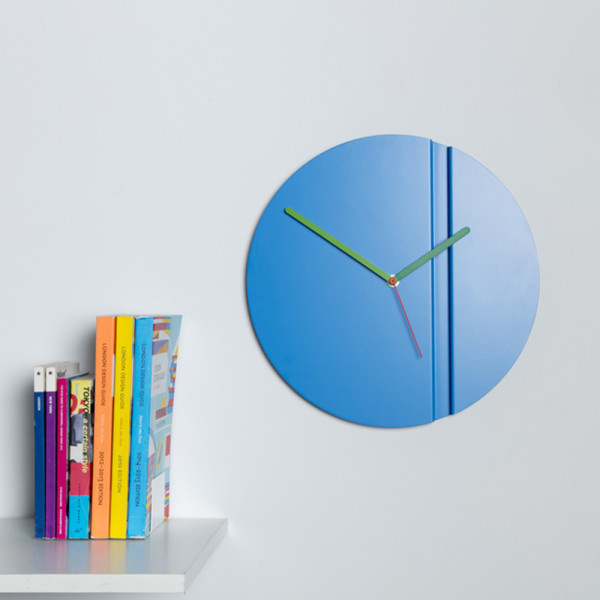 Origami Clock by Block