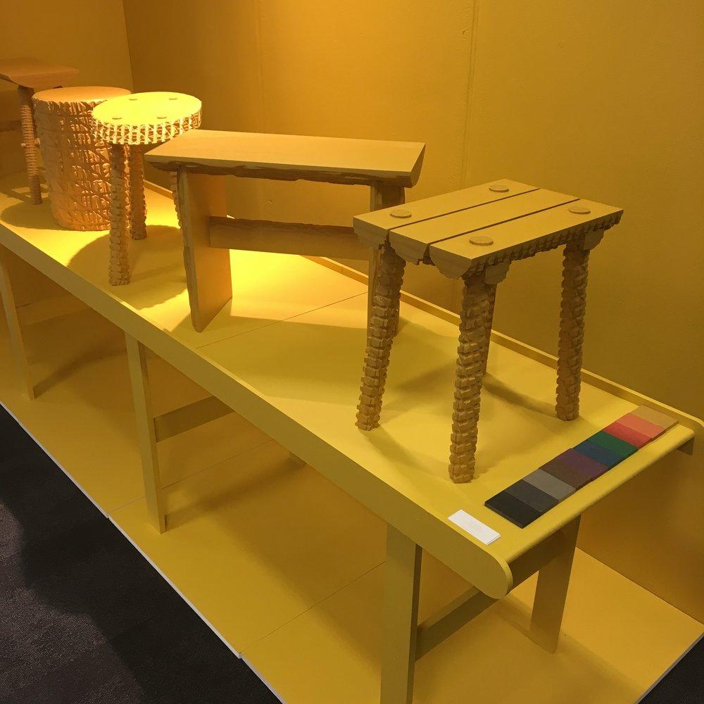 Valchromat Furniture by Mark Laban