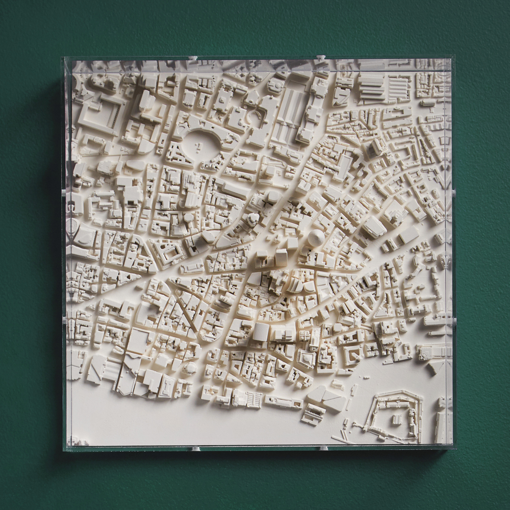London Cityscape 1:5000