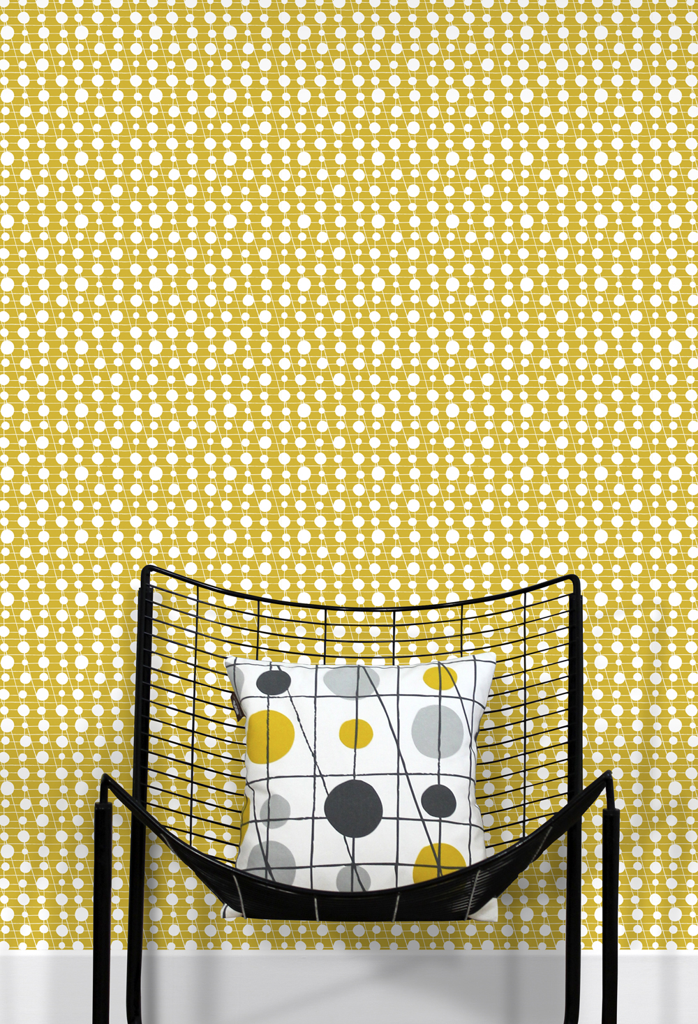 Pavilion in Mustard