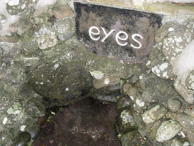 saint cooey's wells - rebecca denley