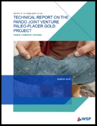43-101 Tech Report