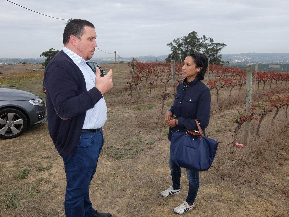 winemaker diogo pereira of 111vinhos