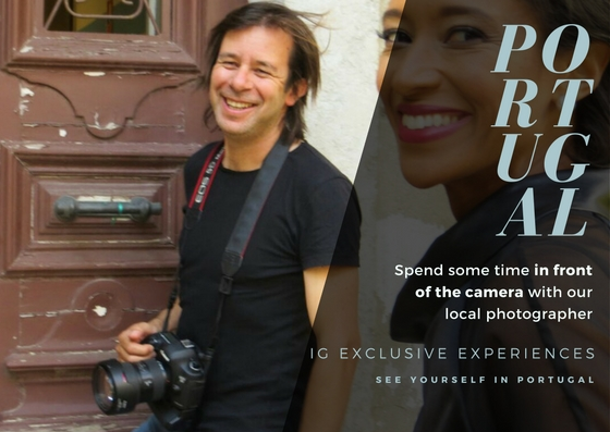 schedule a photoshoot with a local photographer - immersa global exclusive experiences in portugal