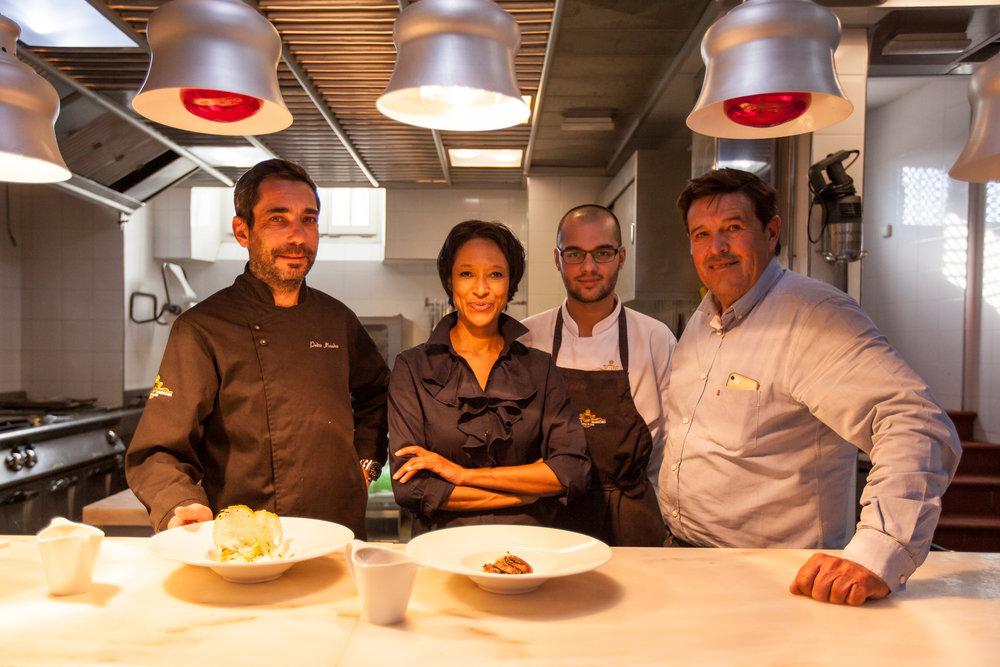 Haute Cuisine Experiences with Celebrity Chefs