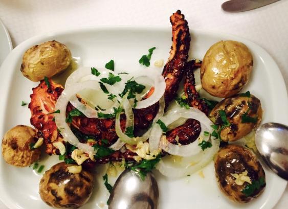 Photo courtesy of Fidalgo.  Immersa Global/Sheree M. Mitchell Fall 2018 Lisbon Food Recommendations