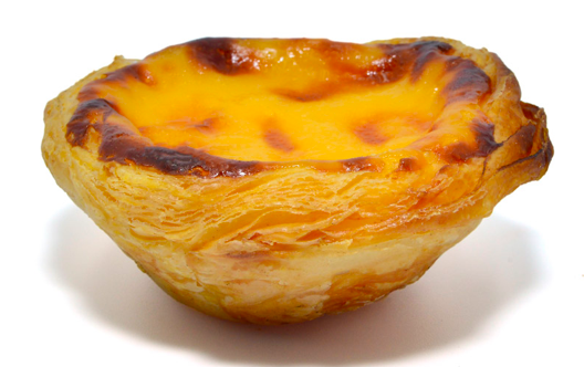 read about the day I made my first pastel de nata! - Click here to learn more