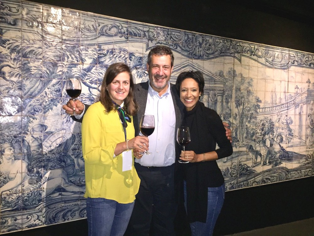 Art, Food, Wine Journey in Portugal. May 2019