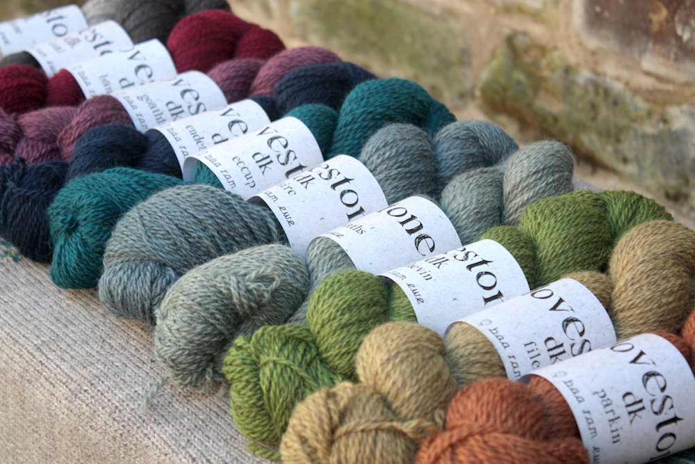 Dovestone DK British Wool from Baa Ram Ewe