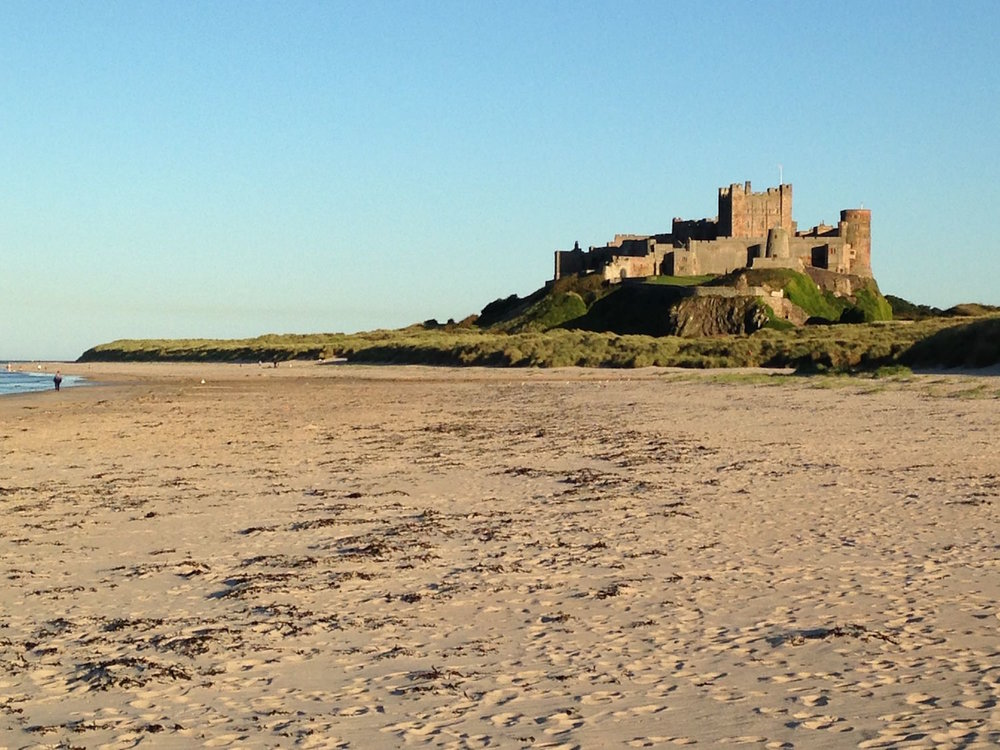 There will be time to visit beautiful Bamburgh Castle