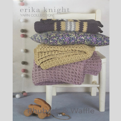 6b8993748c839e Rhubarb   Waffle by Erika Knight (CROCHET) — Fine Fettle Fibres ...