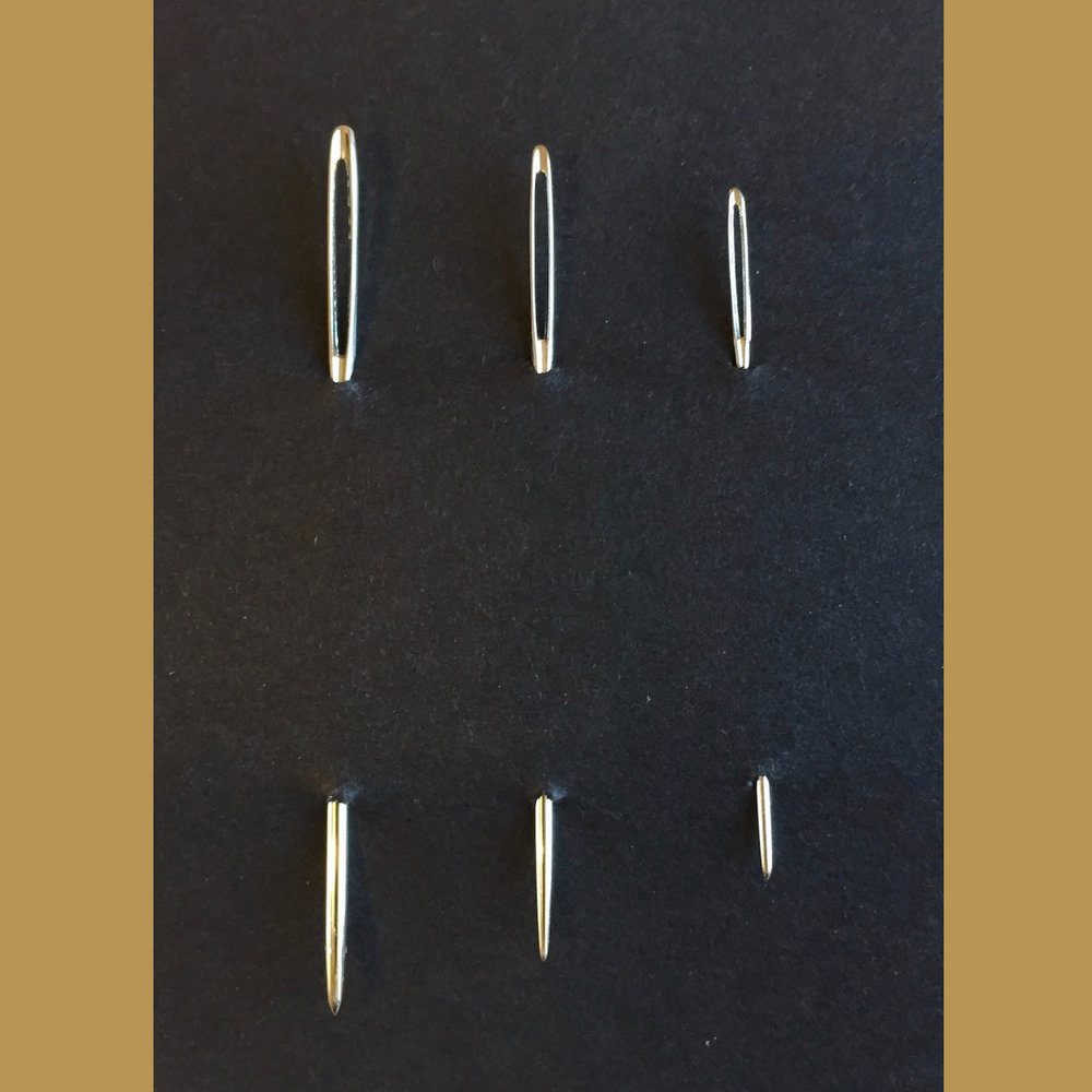 Tapestry needle - 3 pack