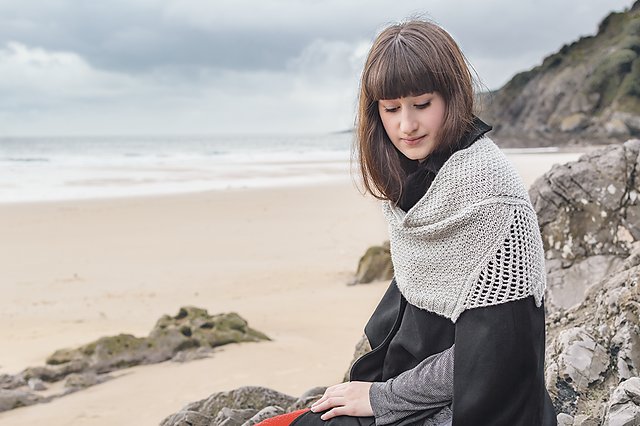 Ketch Harbour Shawl